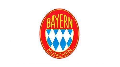 Bayern München Logo 1961