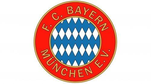Bayern München Logo 1970