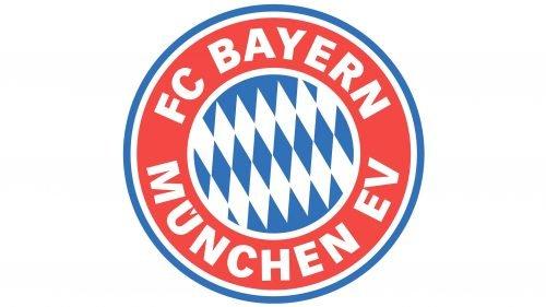 Bayern München Logo 1996