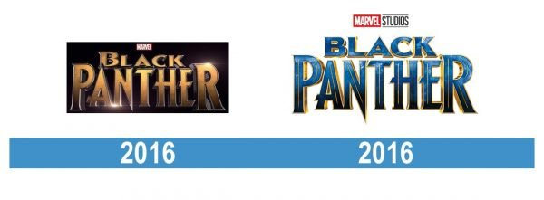 Black Panther Logo historia
