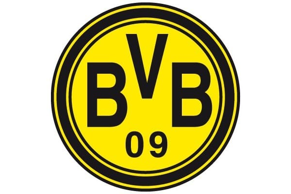 Borussia Dortmund Logo 1974