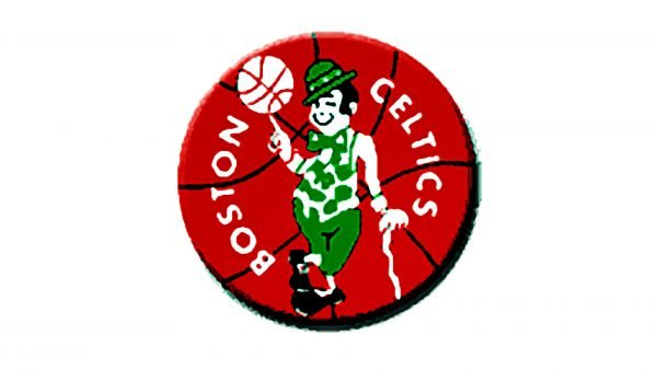 Boston Celtics Logo 1968