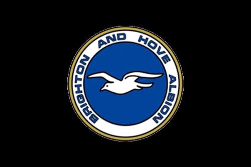 Brighton Hove Albion logo 1977