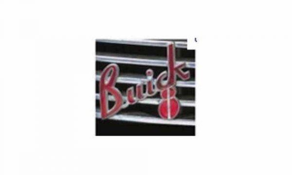 Buick Logo 1930