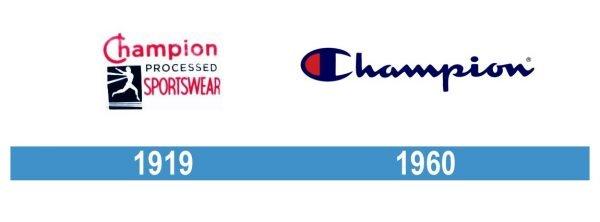 Champion Logo historia