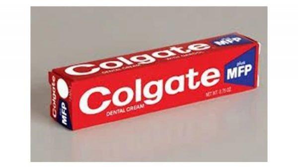 Colgate Logo 1963