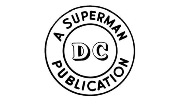 DC Comics Logo 1942