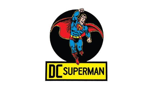DC Comics Logo 1970
