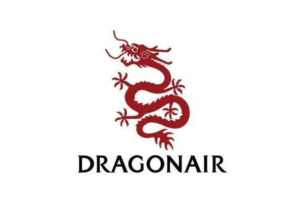 Dragonair Cathay Logo 1985