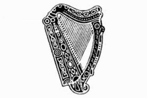 Guinness Logo 1955