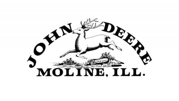 John Deere Logo 1876