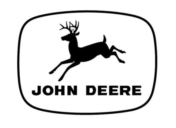 John Deere Logo 1956