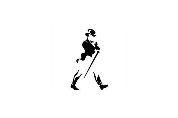Johnie Walker Logo 1996