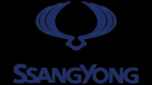 Logo SsangYong