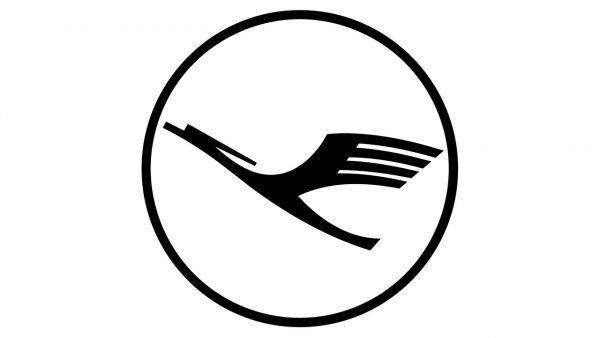 Lufthansa símbolo