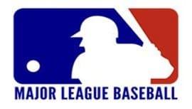 MLB (Major League Baseball) Logo