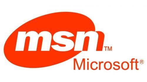 MSN Logo 1998
