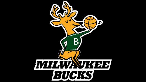 Milwaukee Bucks Logo 1968