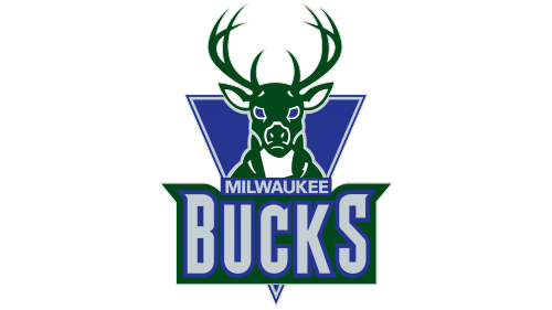 Milwaukee Bucks Logo 1993
