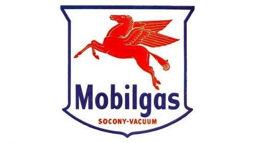 Mobil Logo 1932