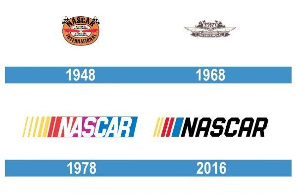 NASCAR Logo historia