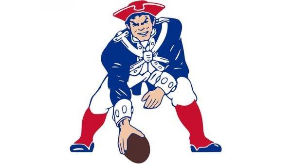 New England Patriots Logo 1965