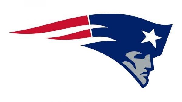 New England Patriots Logo 1993