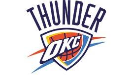 Oklahoma City Thunder Logo tumb