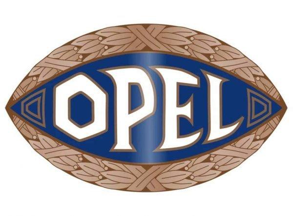 Opel Logo 1910