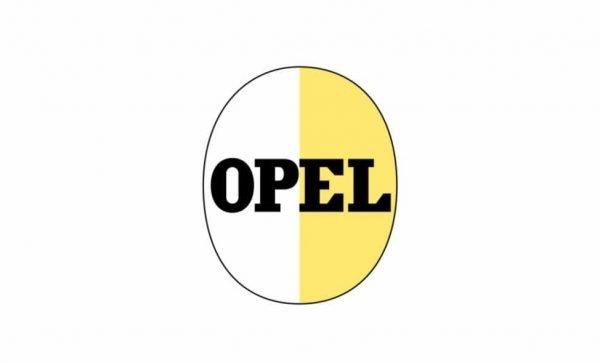 Opel Logo 1950