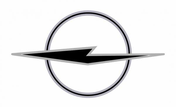 Opel Logo 1963