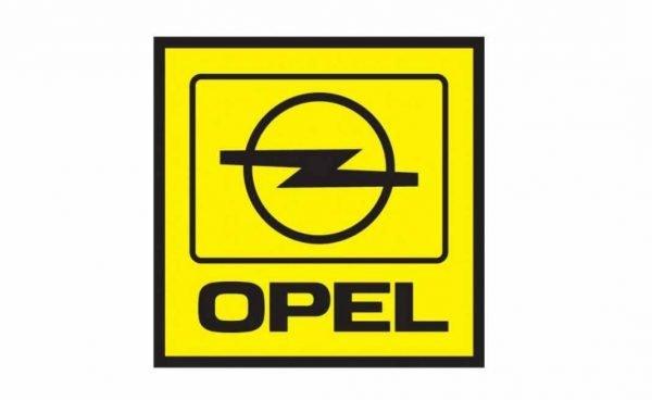 Opel Logo 1978
