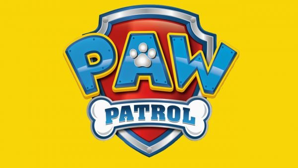 Paw Patrol símbolo