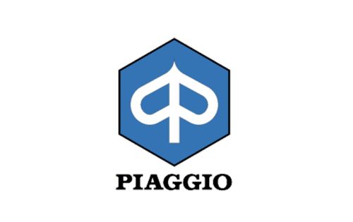 Piaggio Logo  1993