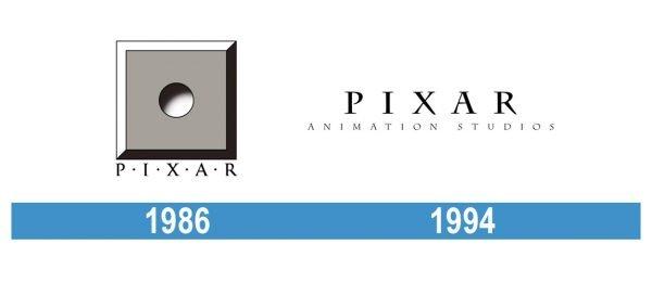 Pixar Logo historia