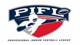 Professional Indoor Football League Logo
