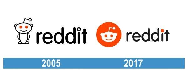 Reddit Logo historia
