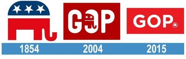 Republican logo hisotria