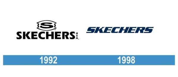 Skechers Logo historia