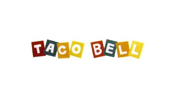 Taco Bell Logo 1962
