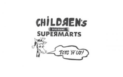 "Toys ""R"" Us Logo 1957"