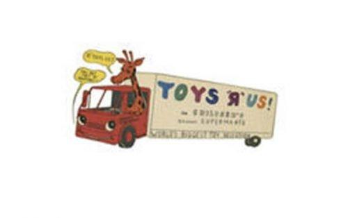 "Toys ""R"" Us Logo 1967"