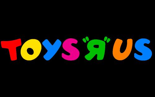 "Toys ""R"" Us Logo 1980"