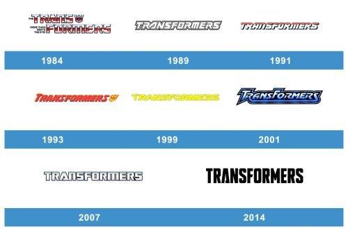 Transformers-Logo-historia
