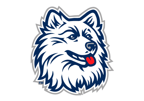 UConn Huskies Logo 1996