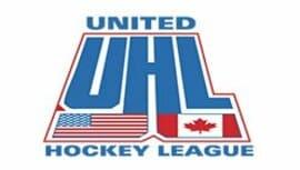 United Hockey League (UHL) Logo