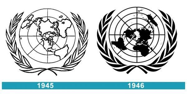 United Nations logo historia