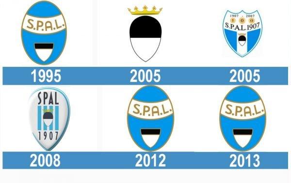 Spal logo hisotria