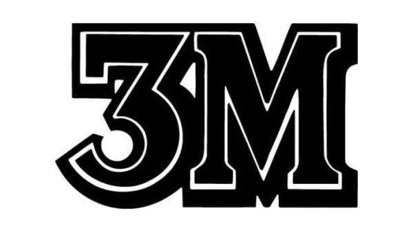 3M Logo 1942