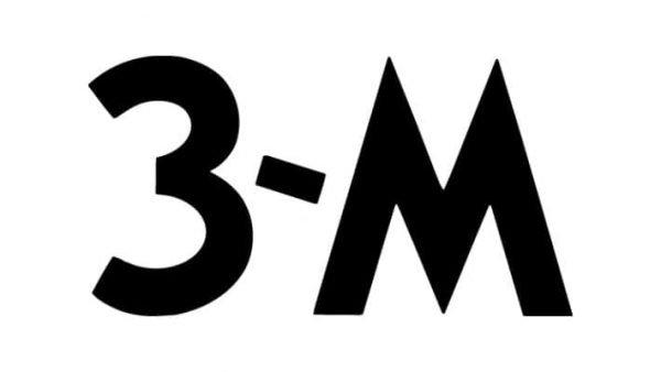 3M Logo 1944